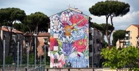 l'arte fiorisce a san basilio