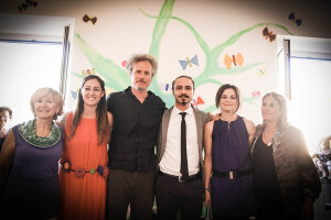 La Fondazione di Lulù è stata fondata da Niccolò Fabi e Shirin Amini