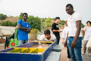 Servizio civile per i rifugiati
