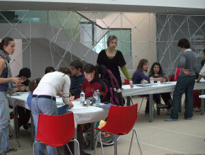 La cooperativa Sinergie di Riano (foto Maria Topputo)
