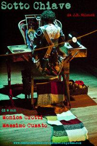 """Lo spettacolo """"Sotto Chiave"""". Foto di Emanuele De Marco"""