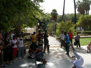 "L'Iniziativa ""STREET IN ACTION"" del 2009"