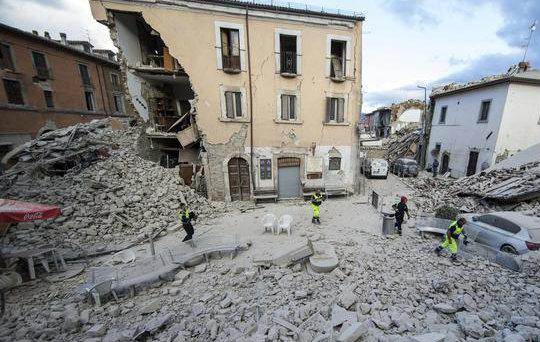 Terremoto: Regione dispone apertura centri trasfusionali Roma-Rieti