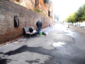 povertà nel lazio