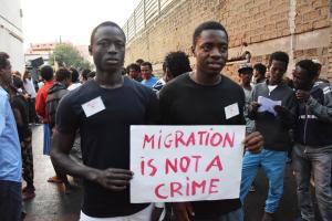 mappa dell'immigrazione