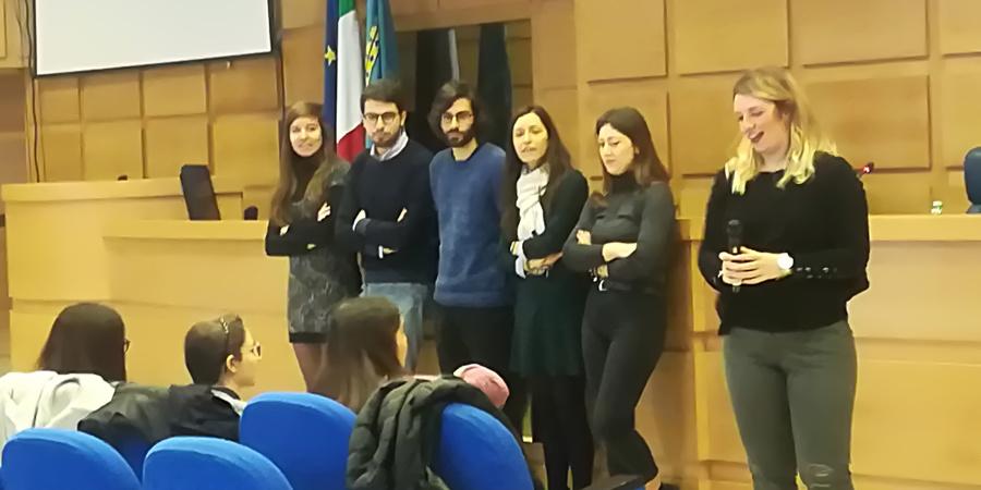 Delegati regionali di servizio civile