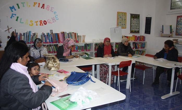 biblioteca interculturale