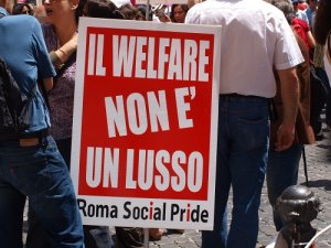welfare civile