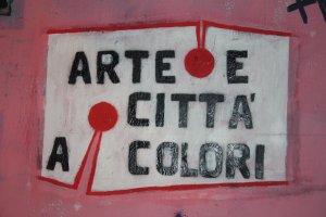 arte e città a colori