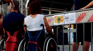 donne con disabilità