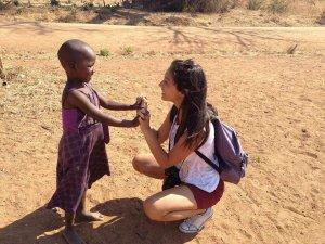 Storia di una volontaria