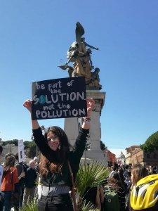 Global Strike a Roma