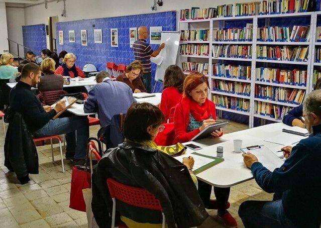 Biblioteca Cittadini del Mondo