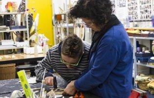 I volontari e il terzo settore nel Lazio
