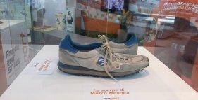 riciclo delle scarpe sportive
