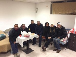 centro emergenza freddo a Monterotondo