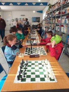 bambini scacchi