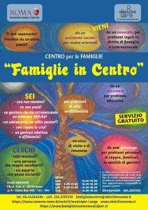 Famiglie in centro