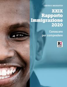 Rapporto immigrazione 2020