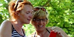 Donne in menopausa
