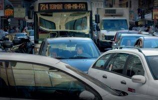 L'INSOSTENIBILE MOBILITÀ DI ROMA: LA DENUNCIA DI GREENPEACE